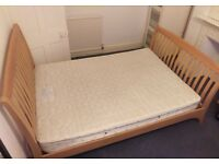 Double bed for sale - BARGAIN