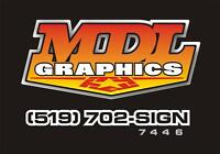 Lettering - Signs - Graphics