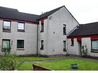 Spacious, modern retirement flat to rent in Tullibody