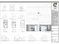 Architectural design + Planning Permission services for ONLY £599