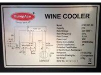 Wine fridge / Wine cooler - Hardly used