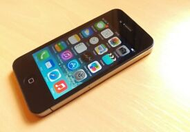 Apple iphone 4S Black, 16GB, unlocked