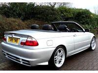 bmw e46 325 ci stunning summer car perfect