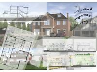 PLANNING APPLICATION DRAWINGS, ARCHITECTURAL SERVICES