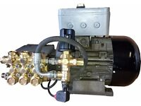 240V Car Wash Jet Wash Industrial Pressure Washer
