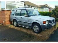 Landrover Discovery 300TDI ES
