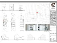 Architectural drawing services - £599 ( House extension services + Planning Application)