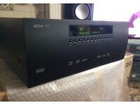 ARCAM AVR360 AV RECEIVER - Black - Powerful Audiophile Sound for both Music and Video.