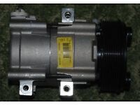 Ford Air Con compressor F75-19D629 un used.
