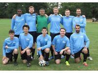Join South Londons biggest and best football team, join sunday football team, join saturday football