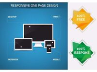 FREE RESPONSIVE PAGE DESIGN