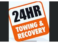 24/7 RECOVERY SERVICE