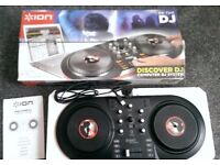 ION Discover DJ Computer DJ System (without CD)