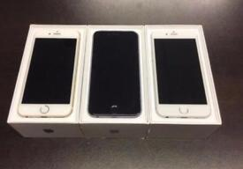 iPhone 6 64gb unlocked to all networks immaculate condition with warranty and accessories