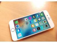 APPLE IPHONE 6 SILVER, 16GB, UNLOCKED