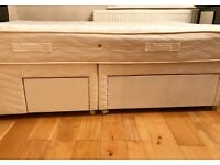 3/4 Double bed with mattress