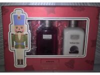 Arron aromatics christmas gift set