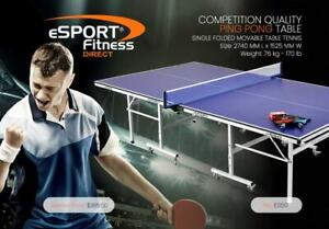 PREMIUM QUALITY PING PONG TABLES AT FACTORY DIRECT Prices
