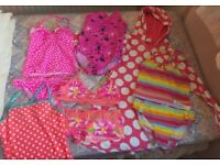 Girls age 12-14 Swim Suit Bundle Next M&S BHS ...