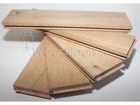 Oak Flooring Solid Parquet Blocks