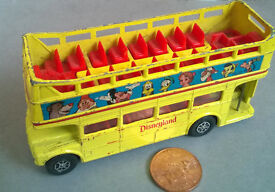 corgi london transport routemaster disney