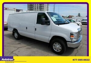 2014 Ford E-250 S.DUTY EXTENDED CARGO CHROME PKG NO WINDOWS