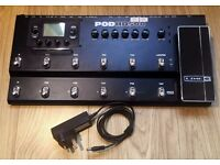 Line 6 POD HD500 Guitar Effects Pedalboard in Great Condition