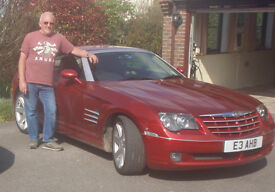 CHRYSLER CROSSFIRE COUPE SIX SPEED MANUAL
