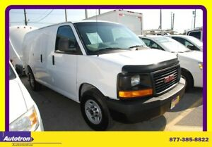 2013 GMC Savana 3500 1 ton Cargo van No windows, cruise ctrl