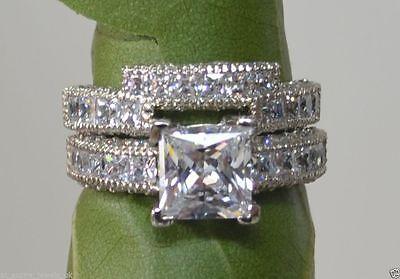 3 68 cts princess diamond engagement ring
