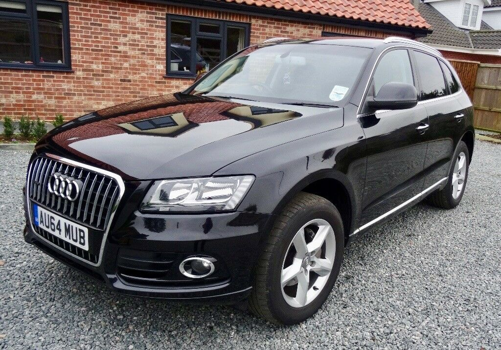 AUDI Q5 SE TDI Quattro - 2.0 litre Manual 5dr - 148bhp - Tow Bar Kit - OFFERS IN EXCESS OF..