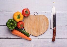 Vegetarian / Vegan Chef