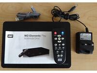 Western Digital multi media drive