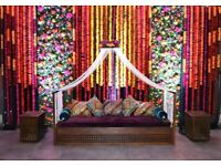 Tempting Occasions Mehndi Decorations Party Decor Mehndi Stages Moroccan Arabian Bollywood Theme