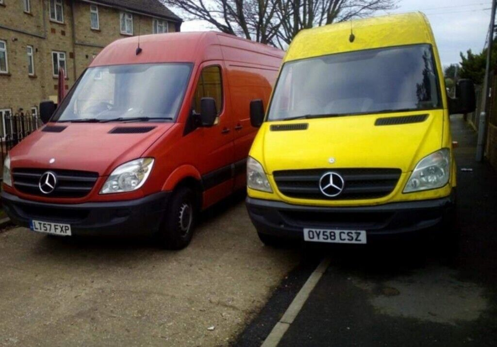 For sale my Mercedes sprinter 311 cdi low mileage loads spent   in  Portsmouth, Hampshire   Gumtree