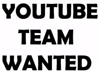 Youtube Team Wanted For Acting Singing Pranks Social Experiments Start New Channel Casting Friends