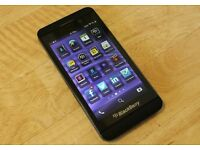 blackberry z10 unlocked need the money today