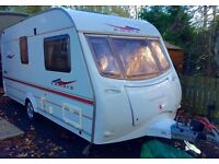 Coachman Amara 450/2 berth 2004 fully loaded Amazing condition