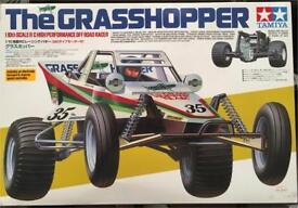 Tamiya Grasshopper New (assembled kit, includes ESC)