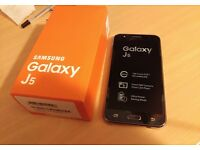 Samsung Galaxy J5, Unlocked and New!!!