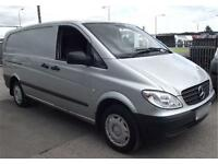Mercedes vito 109 cdi, ford, Renault, Vauxhall