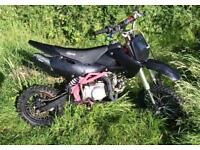 Stomp kzr 140 Pit Bike Pitbike crf 70
