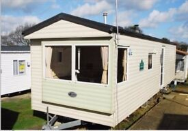 Willerby Summer 2009-3 Bedroom, 8 Birth sited on Haven Marton Mere, Blackpool.