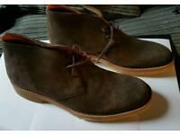 Ted Baker desert boots (size 8)