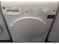 Bosch condenser dryer maxx 7 heat pump self cleaning system
