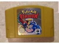 Pokemon stadium 2 for the Nintendo 64