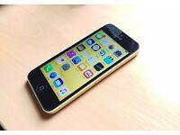 Apple Iphone 5C Yellow, 8GB, Unlocked