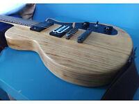 Rare Adam Black Libra Electric Guitar - Made In UK.