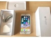 iPhone 6 | 128GB | Unlocked to all networks | Silver