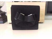 Miss KG (Kurt Geiger) Black evening bag - BRAND NEW!